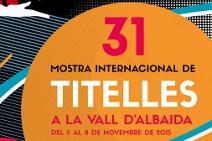 La XXXI edició de la Mostra Internacional de Titelles a La Vall d'Albaida porta 13 espectacles a 15 municipis