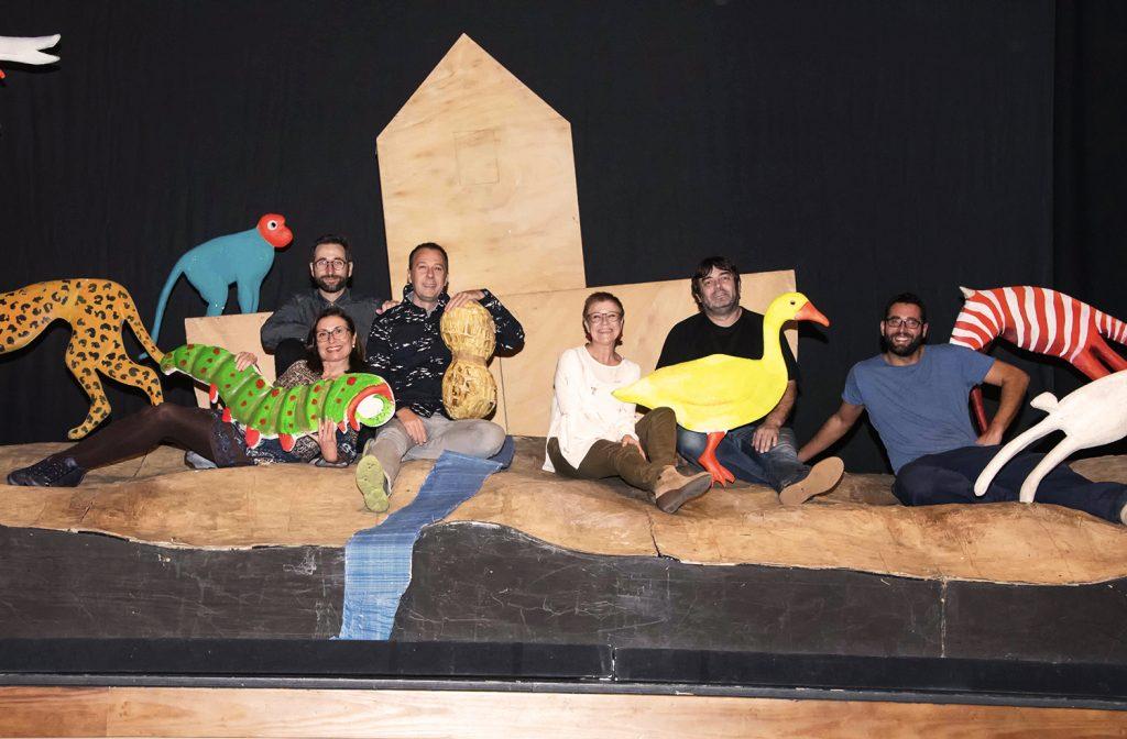 La Mostra Internacional de Titelles a la Vall d'Albaida tanca la seua XXXII edició amb un creixement del 20% en espectadors