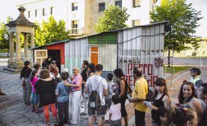 Cal y Canto Teatro portarà Lost Dog al pati del Palau d'Albaida i l'escenari de l'Avenida a Bocairent