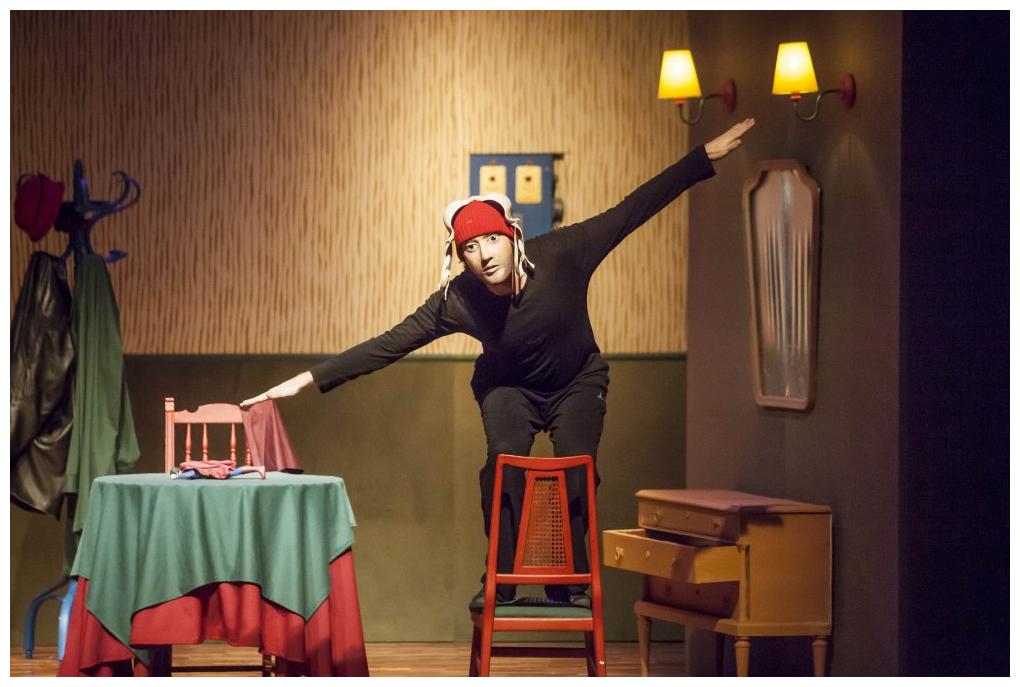 2A EL PERRO AZUL - TEATRO - Compañía independiente de teatro para adultos y niños, de La Rioja Logroño