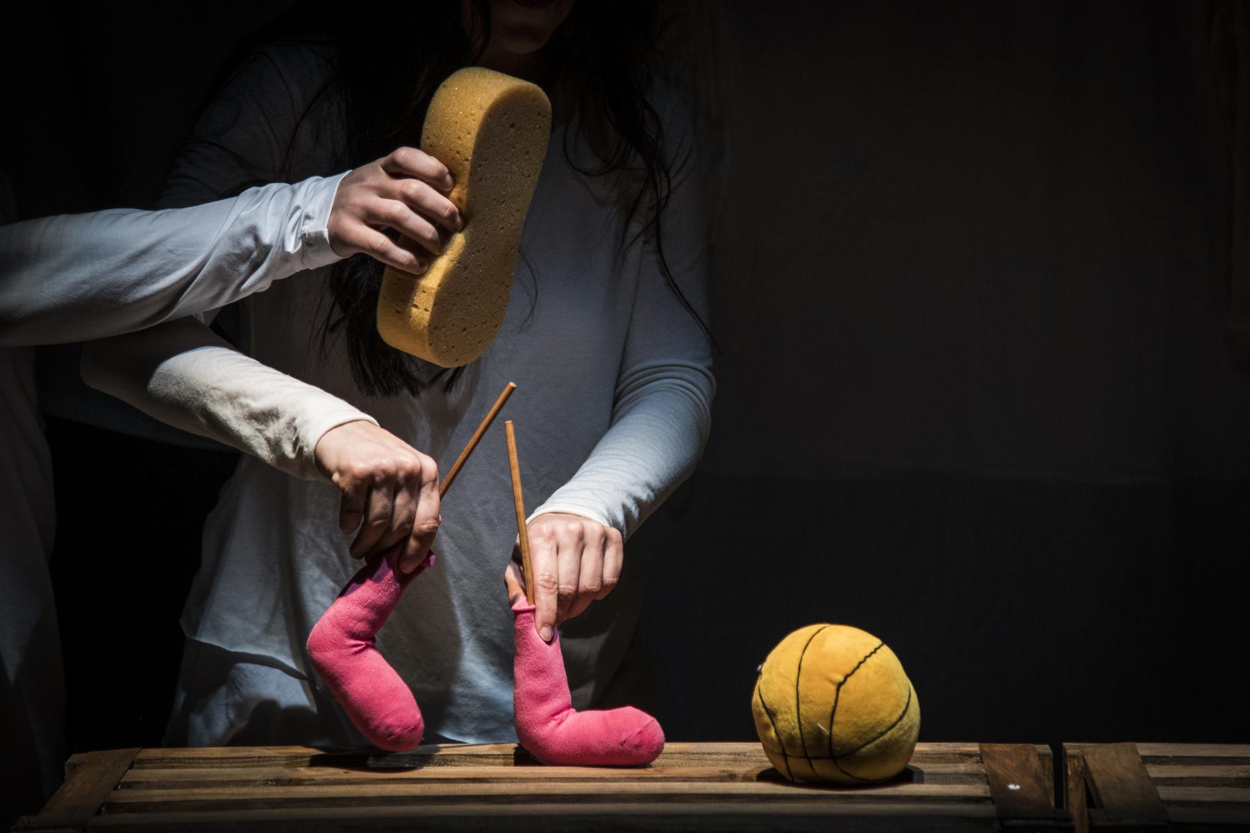 La Canica- Historia de un calcetín (3)