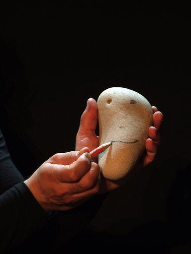 Teatre de l´Home Dibuixat- Pedra a pedra (1)