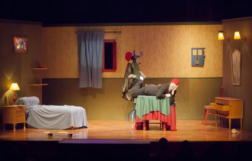 2 EL PERRO AZUL - TEATRO - Compañía independiente de teatro para adultos y niños, de La Rioja Logroño