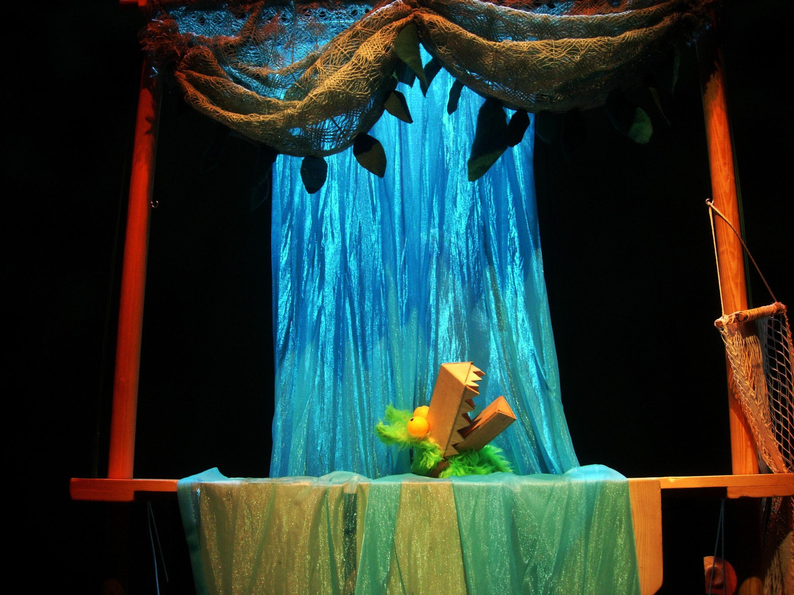 Siete Cabritllos - Teatro Los Claveles 04