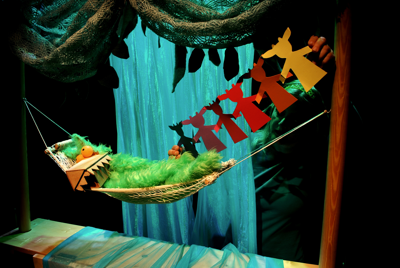 Siete Cabritllos - Teatro Los Claveles 08